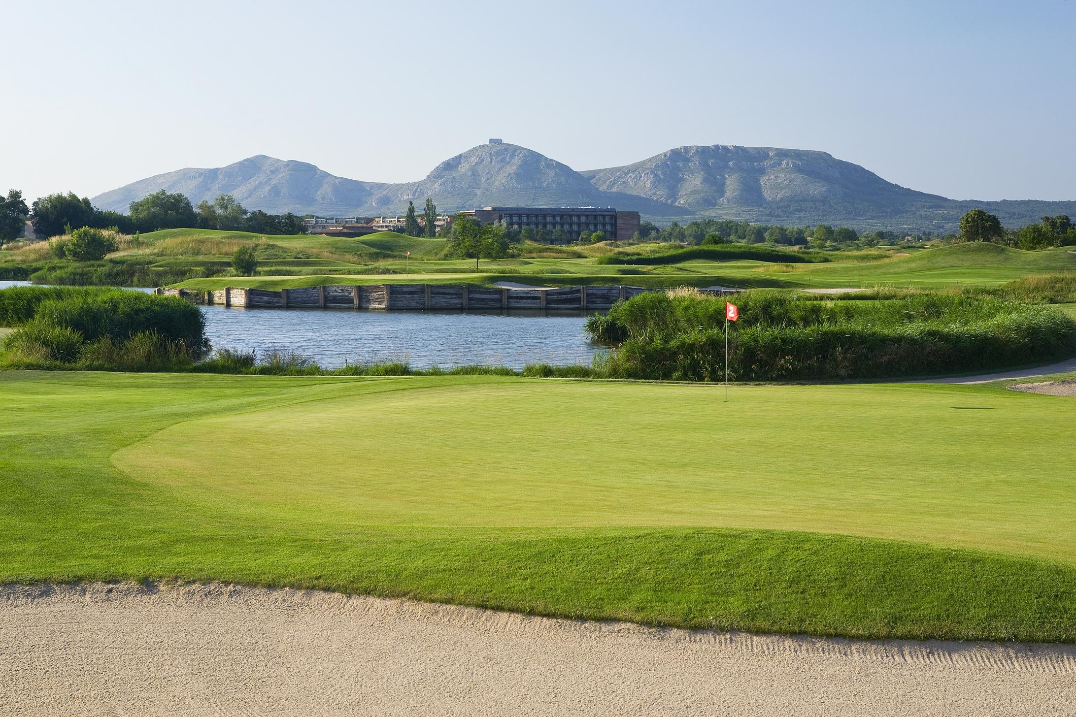 Emporda Golf #2-4 links